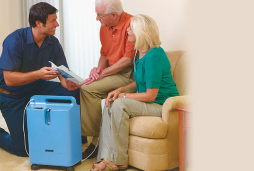 Oxygen Concentrator Rental in Aruba